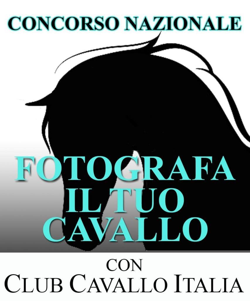 Concorso Fotografa il tuo cavallo con Club Cavallo Italia