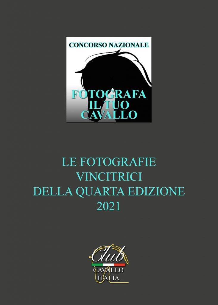 Concorso Fotografa il Tuo Cavallo Copertina libro